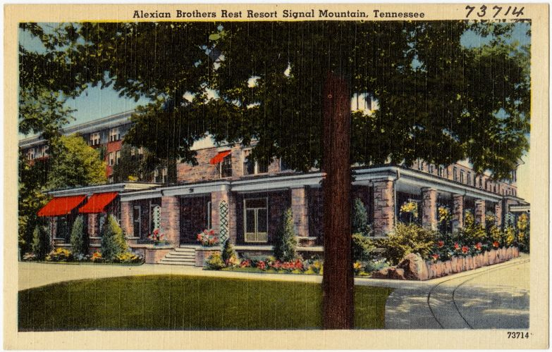 Alexian Brothers Rest Resort, Signal Mountain, Tennessee