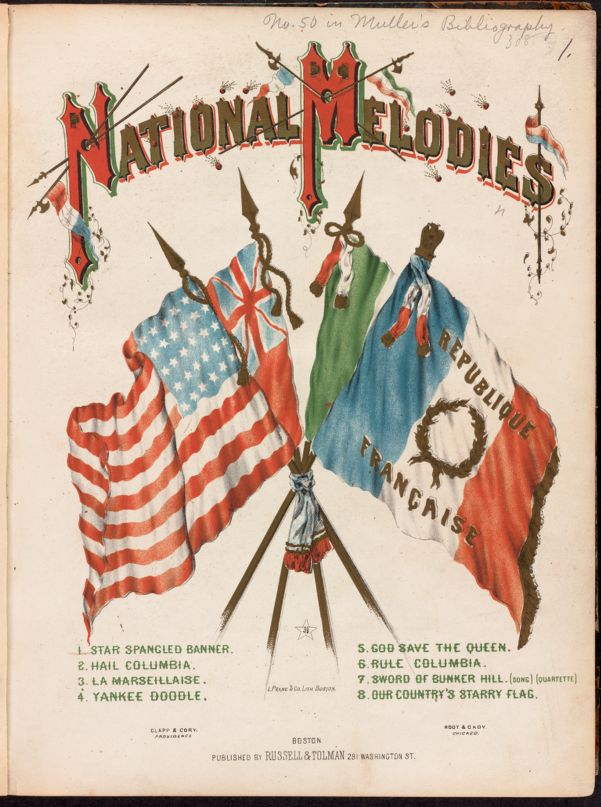 National melodies