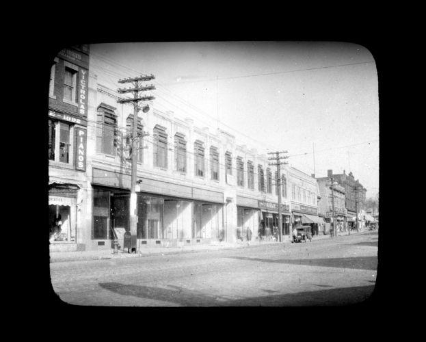 Adams Arcade, 1487 Hancock Street