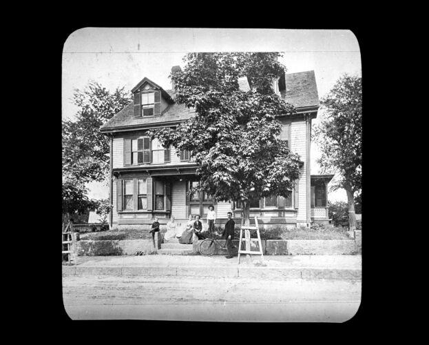 John A. Green house (1890)