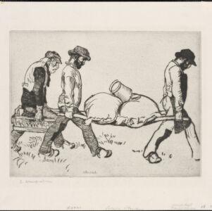 Edmund Blampied (1886-1966). Prints and Drawings