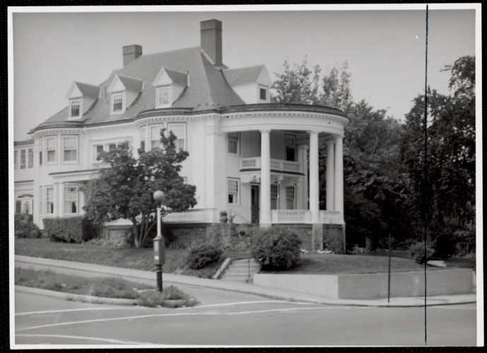 House on Washington Street, Dorchester