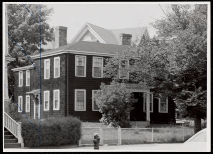65 Pleasant Street, site of Jones House