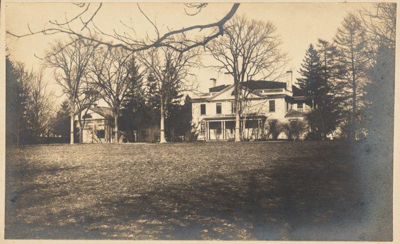 Walter Baker House, Dorchester
