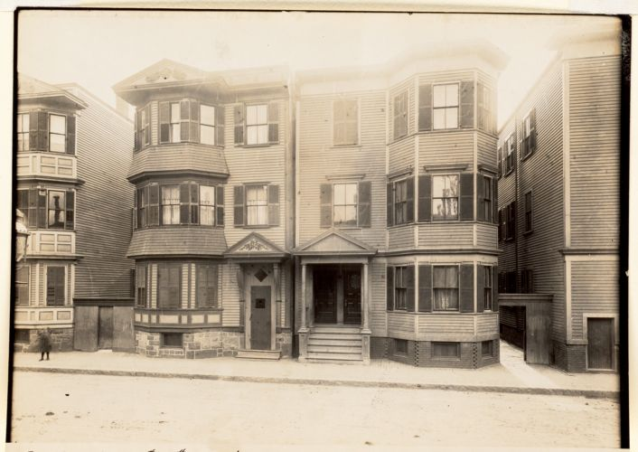 Dor. Tun. Houses #18-20 Dexter St.