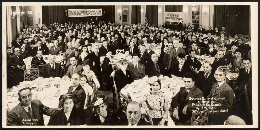 Armenian National Council of America, Philadelphia branch