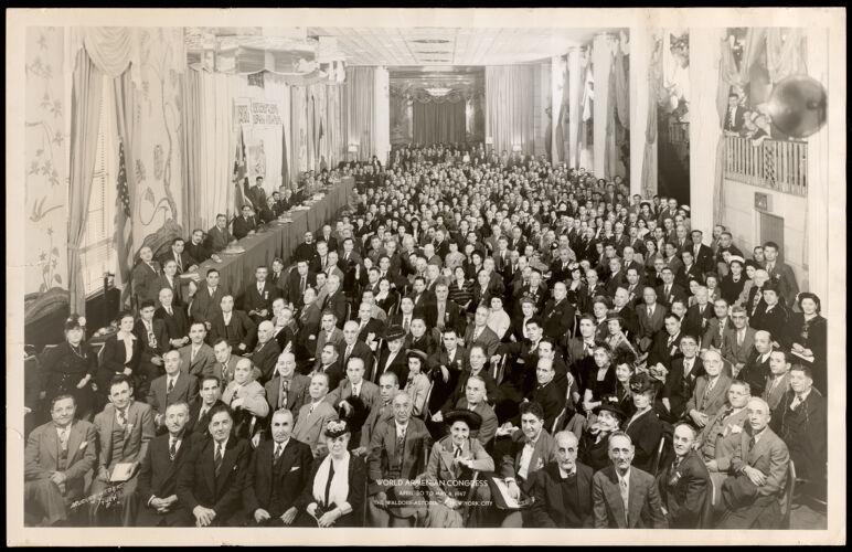 World Armenian Congress