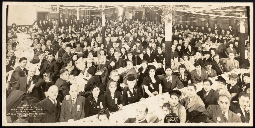 Banquet convention of the Armenian Apostolic Church