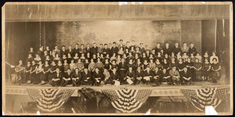 Armenian Chorus [of] Philadelphia