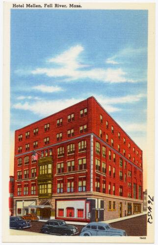 Hotel Mellen, Fall River, Mass.