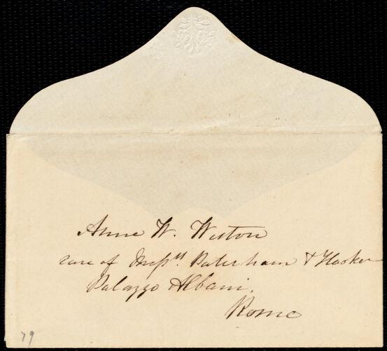 Letter from Eliza Wigham, 5 Gray Street, Edinburgh, [Scotland], to Anne Warren Weston, 26-01-1857