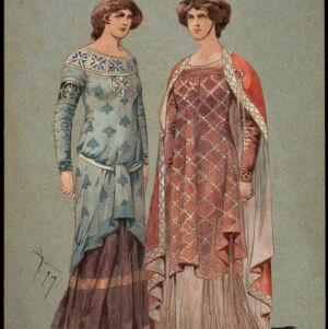 Costume & Set Designs