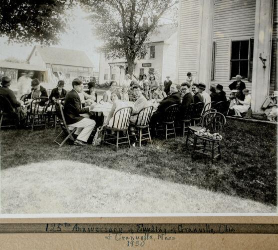 125th anniversary of Granville, Ohio
