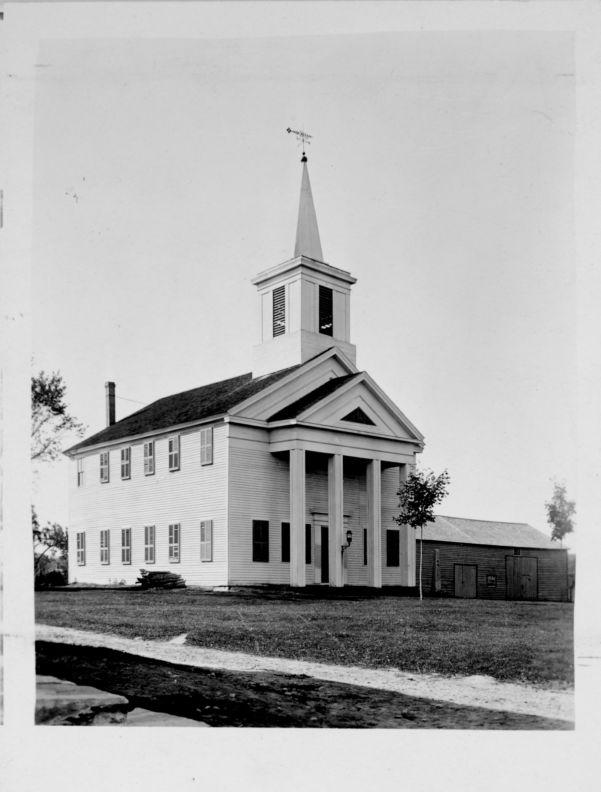Congregational church, Granville