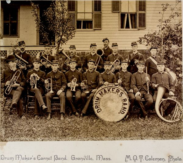 Noble & Cooley Drum Makers Band