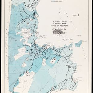 Rockport Town Clerk, Street, Roads and Maps