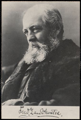 Frederick Law Olmsted 1822-1903