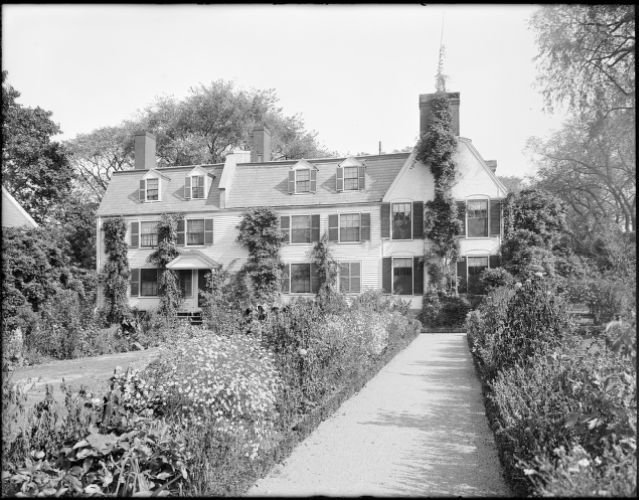Adams Mansion, Quincy, Mass.