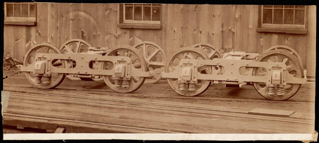 Lower Pacific Mills, car wheels