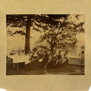 Richard Maxwell Harwood Family Archive