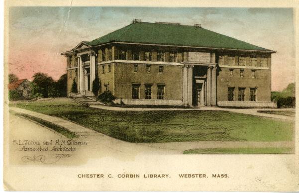 Chester C. Corbin Public Library