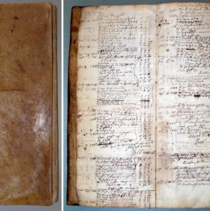 Meekins Library, Williamsburg, Mass., Local History, Historic Manuscripts Collection