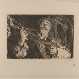 Anders Zorn (1860-1920). Etchings and Other Works