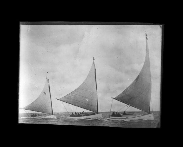 "Yachts ""Dartwell"", ""Dolly M."", ""Mudjekeewis"""