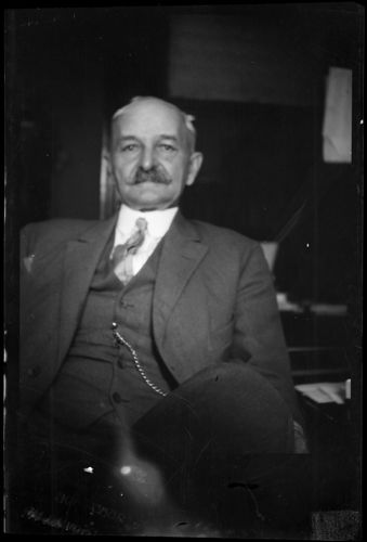 Warren W. Adams portrait