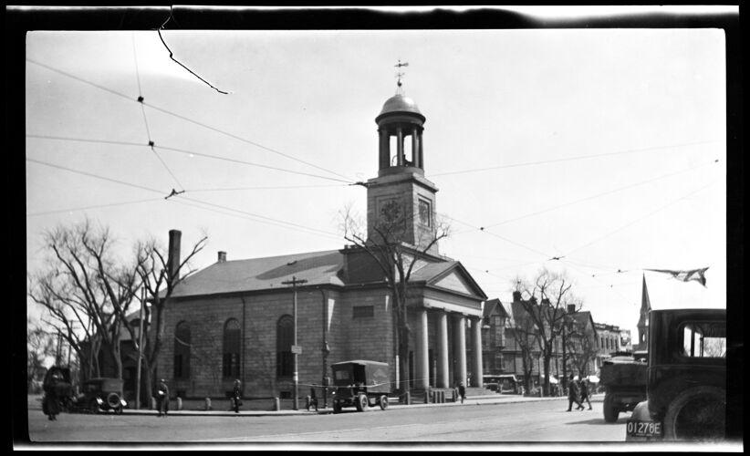 Adams Temple, 1919