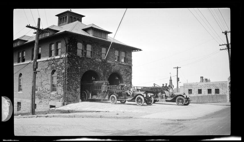 Ward Five Fire Station