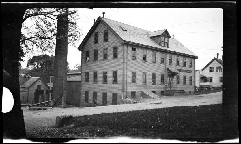 W. B. White factory