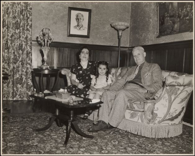Abraham M. Mangouney. Marie, Joyce