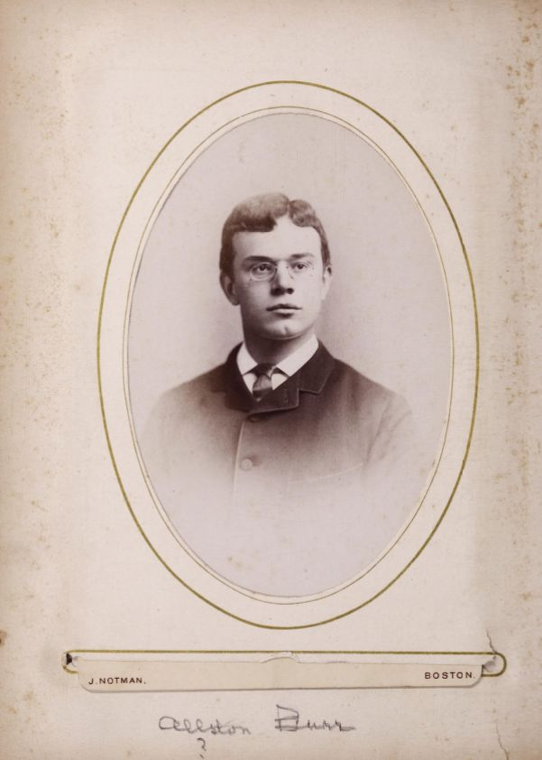 Newton High School Class of 1885 Photographs