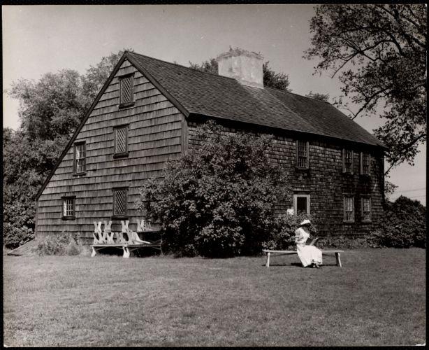 The Bradford House, Kingston, Mass.
