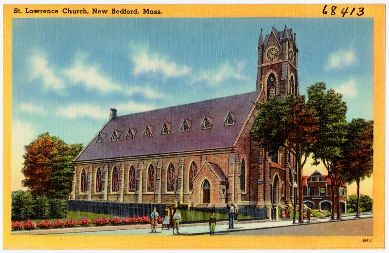 St. Lawrence Church, New Bedford, Mass.