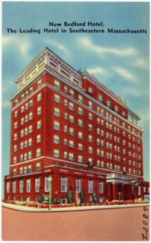 New Bedford Hotel, The Leading Hotel in Southeastern Massachusetts.