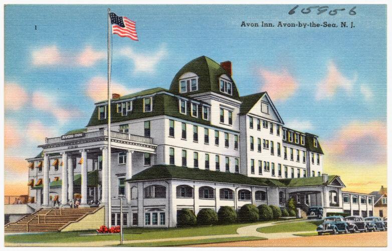 Avon Inn, Avon-by-the-Sea, N. J.