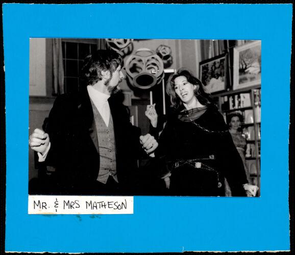 Newton Free Library, Newton, MA. Programs, patrons, staff. 1st Bookworm Ball