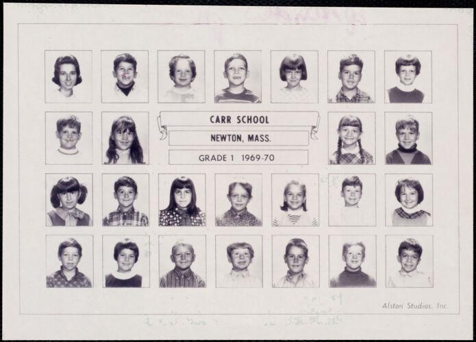 Carr Gr. 1, 1969-70