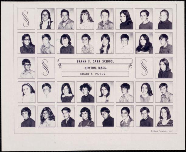 Carr Gr. 6, 1971-72
