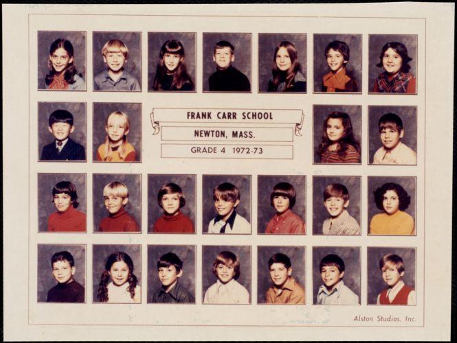 Carr Gr. 4, 1972-73