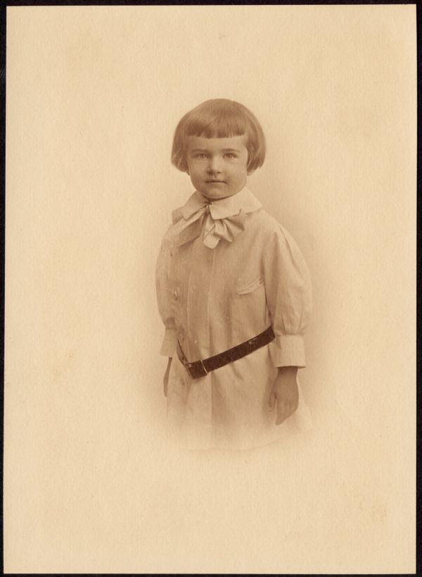 Newton photographs. Newton, MA. Picture of young girl