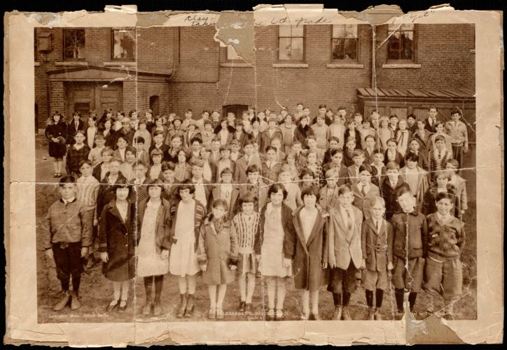 Alexander B. Bruce school grade 6