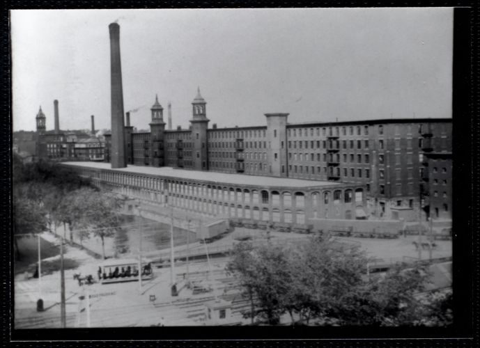 Pacific Mill (upper) and Broadway