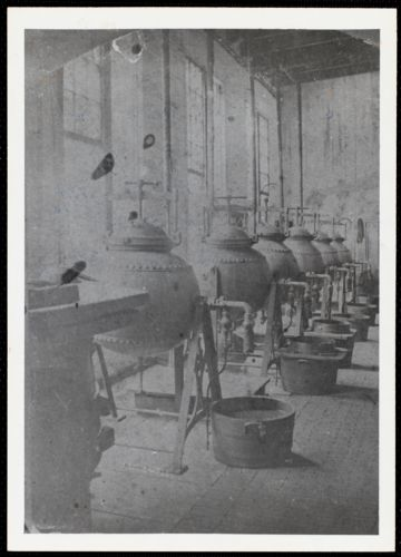 Pacific Cotton Mills. Boilers for dyes