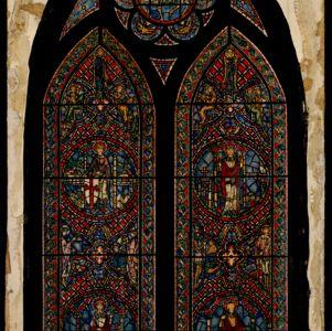 Arthur M. Dallin Stained Glass Studies, c. 1932 – 1939
