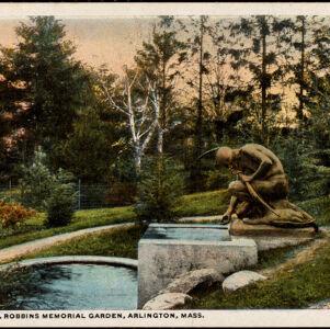 Arlington Historical Postcard Collection, c. 1907 – 1981