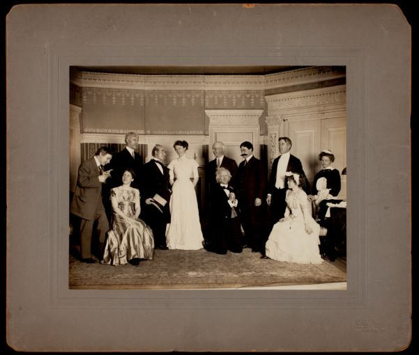 Hunnewell Club photographs - Library -
