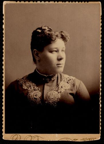 Clyda Alice Elwell Corwin